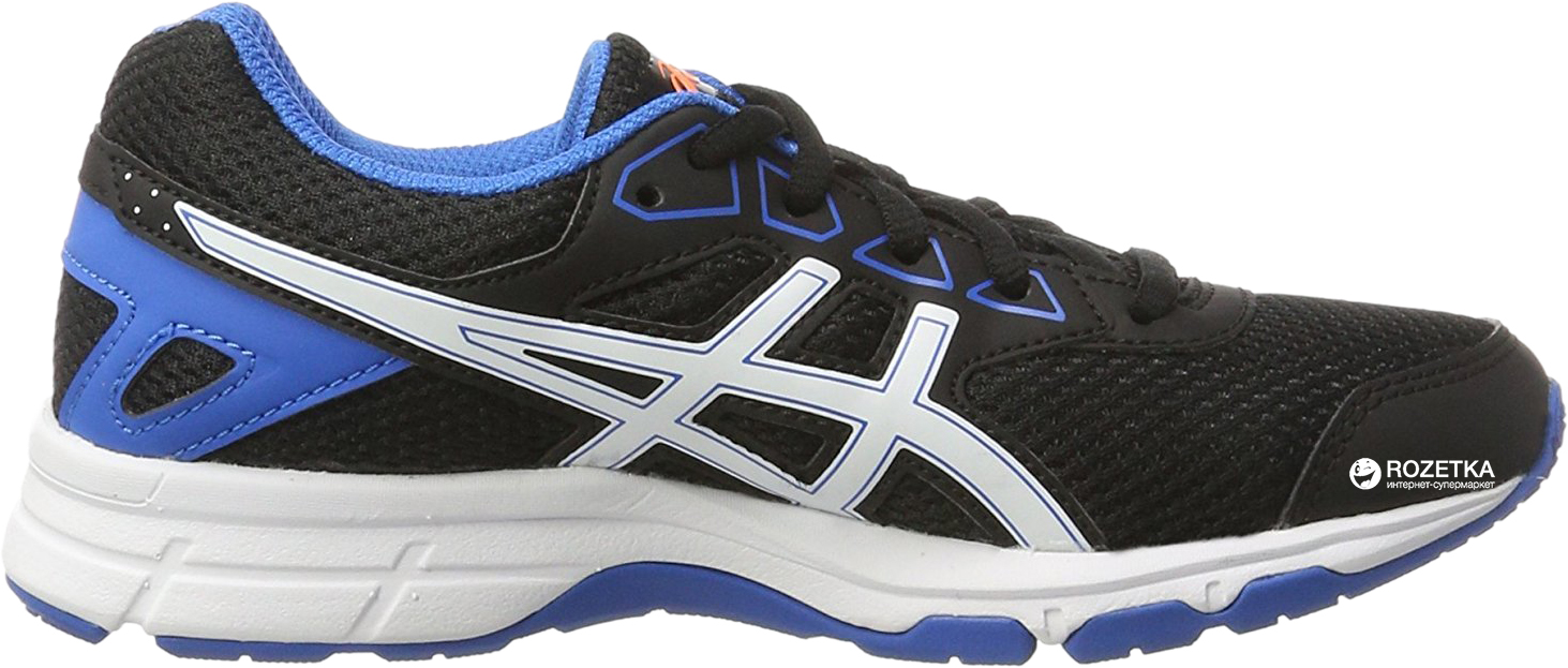 Кроссовки ASICS Gel-Galaxy 9 GS C626N-9001 35.5 (3.5) 22.25 см  (8718833843818)