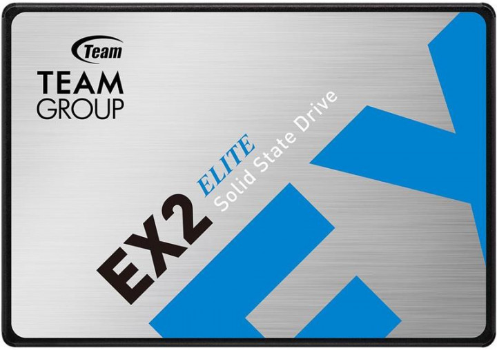 "Team EX2 512GB 2.5"" SATAIII 3D TLC (T253E2512G0C101) - зображення 1"