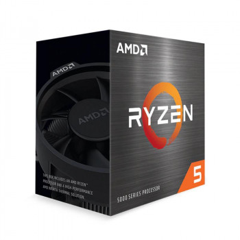Процессор AMD Ryzen 5 5600X (3.7GHz 32MB 65W AM4) Box (100-100000065BOX)