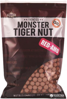 Бойлы тонущие Dynamite Baits Tiger Nut Red-Amo 15 мм 1 кг (DY383)