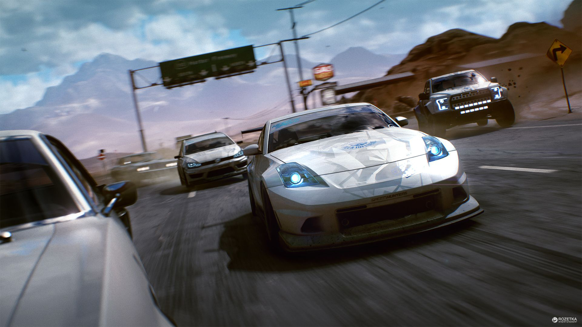 need for speed payback xbox one need for. Black Bedroom Furniture Sets. Home Design Ideas