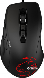 Мышь Roccat Kone Pure Owl Eye Optical USB Black (ROC-11-725)