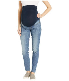 Джинси Signature by Levi Strauss & Co. Gold Label Maternity Skinny Jeans Blue, S (44) (10190387)