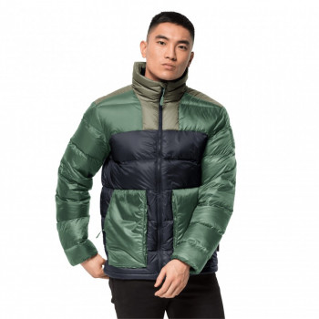 Пуховик 365 FLASH DOWN JACKET M Jack Wolfskin 1205621-1010 Синій