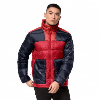 Пуховик 365 FLASH DOWN JACKET M Jack Wolfskin 1205621-2102 Червоний