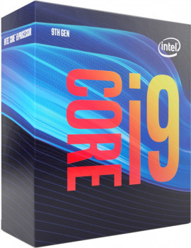 Процесор CPU Core i9-9900 8 cores 3,10 Ghz-5,00 Ghz/16Mb/s1151/14nm/65W Coffee Lake (BX80684I99900) s1151 BOX