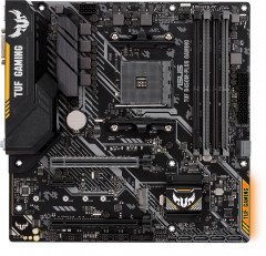 Материнская плата Asus TUF B450M-Plus Gaming (sAM4, AMD B450, PCI-Ex16)
