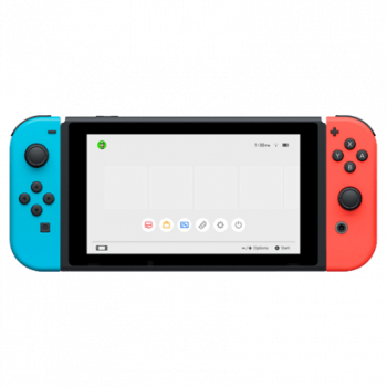 Приставка Nintendo Switch HAC-001-01 Neon Blue-Red