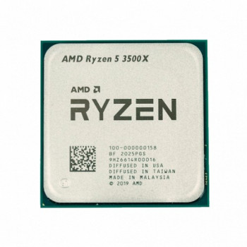 AMD Ryzen 5 3500X 3.6-4.1 GHz (100-000000158) AM4 TRAY
