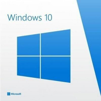 Microsoft Windows 10 Home 64-bit Russian для 1 ПК DVD (KW9-00132)