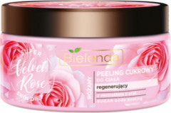 Скраб сахарный Bielenda Super Skin Diet Velvet Rose Регенерирующий 350 г (5902169034214)
