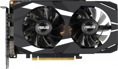 Видеокарта ASUS GTX 1660Ti 6Gb Dual (DUAL-GTX1660TI-O6G), factory refurbished