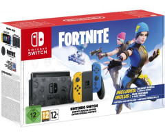Nintendo Switch Fortnite Limited Edition (Upgraded version)