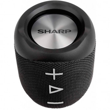 Портативна колонка Sharp Compact Wireless Speaker Black
