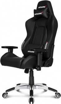 Кресло AK Racing Premium V2 series Black (К700А-1 black)