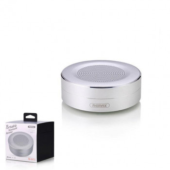 Bluetooth колонка Remax RB-M13 Silver