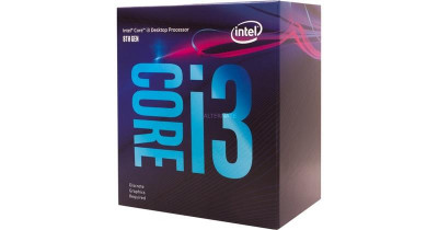 Процессор Intel Core i3 9100F 3.6GHz 6MB Coffee Lake 65W S1151 Box
