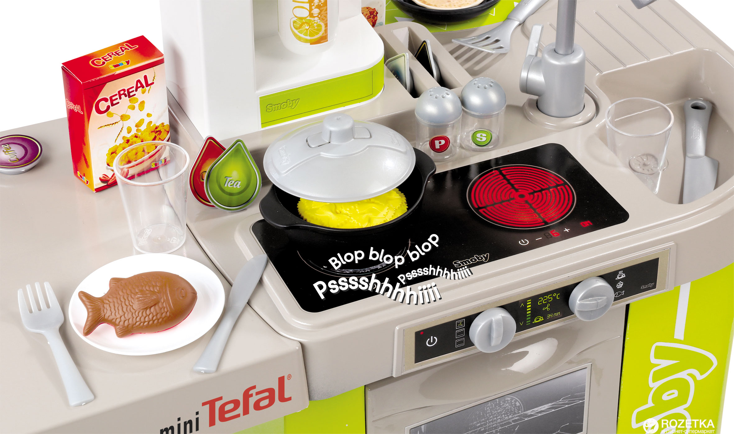 cuisine studio tefal smoby simple toy food and pizza x with cuisine studio tefal smoby fabriqu. Black Bedroom Furniture Sets. Home Design Ideas