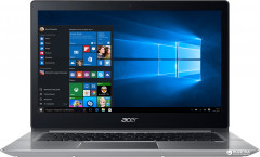 Ноутбук Acer Swift 3 SF314-52-300K (NX.GNUEU.015) Sparkly Silver