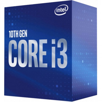 Процессор Intel Core i3-10100F 3.6GHz/6MB (BX8070110100F) s1200 BOX