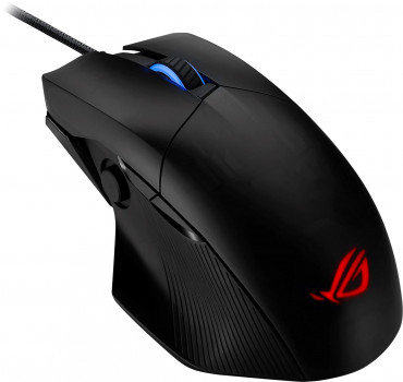 Ігрова миша ASUS ROG Chakram Core Optical USB Gaming Mouse (90MP01T0-BMUA00)