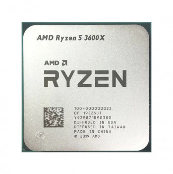 Процессор AMD Ryzen 5 3600X 3.8-4.4 GHz (100-000000022) AM4 TRAY