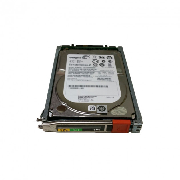 HDD EMC EMC VNX 600GB 10K 6G 2.5 INCH SAS HDD (5049804) Refurbished - зображення 1