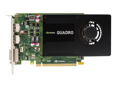 Видеокарта HPE HPE PCA GFX nVIDIA Quadro K2200 3GB (783874-001) Refurbished
