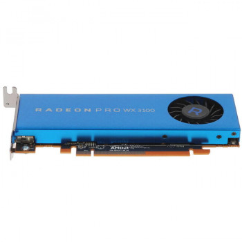 Видеокарта HPE HPI AMD Radeon Pro WX 3100 4GB Graphics Card (2TF08AA) Refurbished