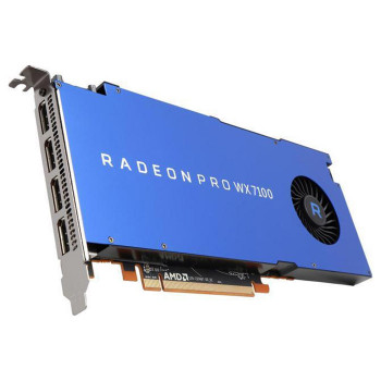 Видеокарта HPE HPI AMD Radeon Pro WX 7100 8GB Graphic Card (Z0B14AA) Refurbished