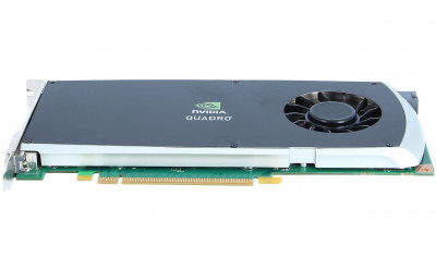 Видеокарта HPE HPE BD ISS nVIDIA Quadro FX3800 1GB PCIe (588582-001) Refurbished