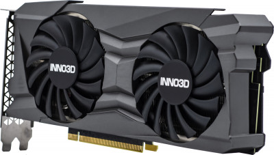 INNO3D PCI-Ex GeForce RTX 3070 Twin X2 8GB GDDR6 (256bit) (1725/14000) (HDMI, 3 x DisplayPort) (N30702-08D6-1710VA32L)