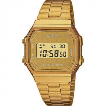 Годинник наручний Casio Collection CsCllctnA168WG-9BWEF