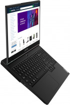 Ноутбук Lenovo Legion 5 15IMH05 (82AU00JTRA) Phantom Black - зображення 6