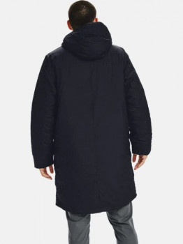 Парка Under Armour Insulated Bench Coat 1355850-001 Чорна