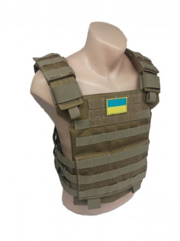Плитоноска Akinak Plate CARRIER JPC COYOTE