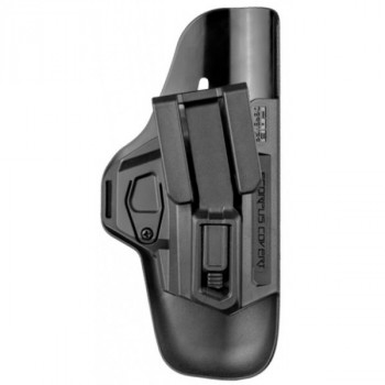 Кобура FAB Defense Covert для Glock 17,19,19X,22,23,26,27,31,32,33,45 ц:черный