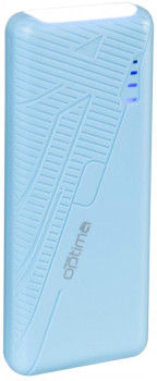 УМБ Optima OPB-10 10000 mAh Blue (OPT-OPB-10BL)