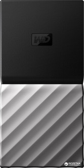 "Western Digital My Passport 1TB 2.5"" USB 3.1 Type-C TLC (WDBK3E0010PSL-WESN) External"