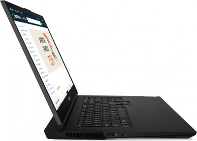 Ноутбук Lenovo Legion 5 17IMH05 (82B30092RA) Phantom Black