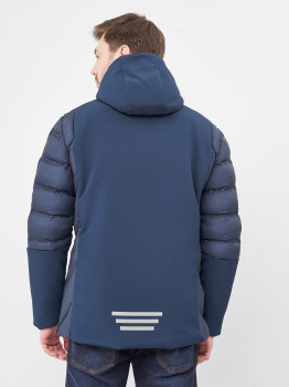 Куртка Geographical Norway BEIHONG MEN 007 WR004H/GN Navy