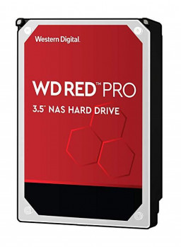 Жесткий диск Western Digital SATA 12TB 6GB/S 256MB RED PRO WD121KFBX WDC WD