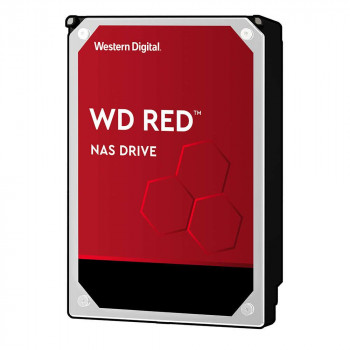 Жесткий диск Western Digital SATA 2TB 6GB/S 256MB RED WD20EFAX WDC WD