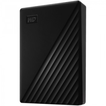 "Накопитель внешний HDD 2.5"" USB 4.0TB WD My Passport Black (WDBPKJ0040BBK-WESN)"