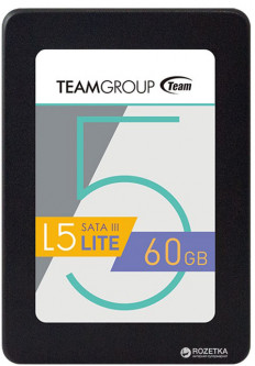 "Team L5 LITE 60GB 2.5"" SATAIII TLC (T2535T060G0C101)"