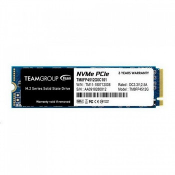 SSD 512GB Team MP34 M.2 2280 PCIe 3.0 x4 3D TLC (TM8FP4512G0C101)