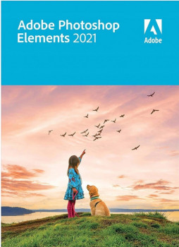 Adobe Photoshop Elements 2021 Multiple Platforms International English AOO License TLP 1 ліцензія 1 ПК (65312765AD01A00)