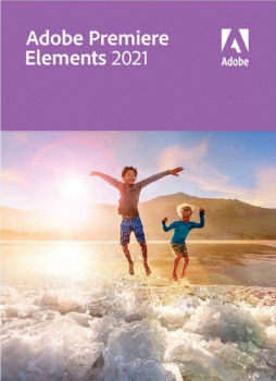 Adobe Photoshop Premiere Elements 2021 Multiple Platforms International English AOO License TLP 1 ліцензія 1 ПК (65313093AD01A00)
