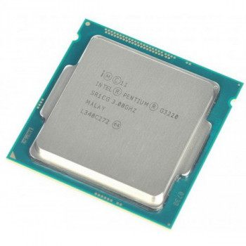 Intel Pentium G3220 3.0GHz (3MB, Haswell, 53W, S1150) Tray (CM8064601482519)