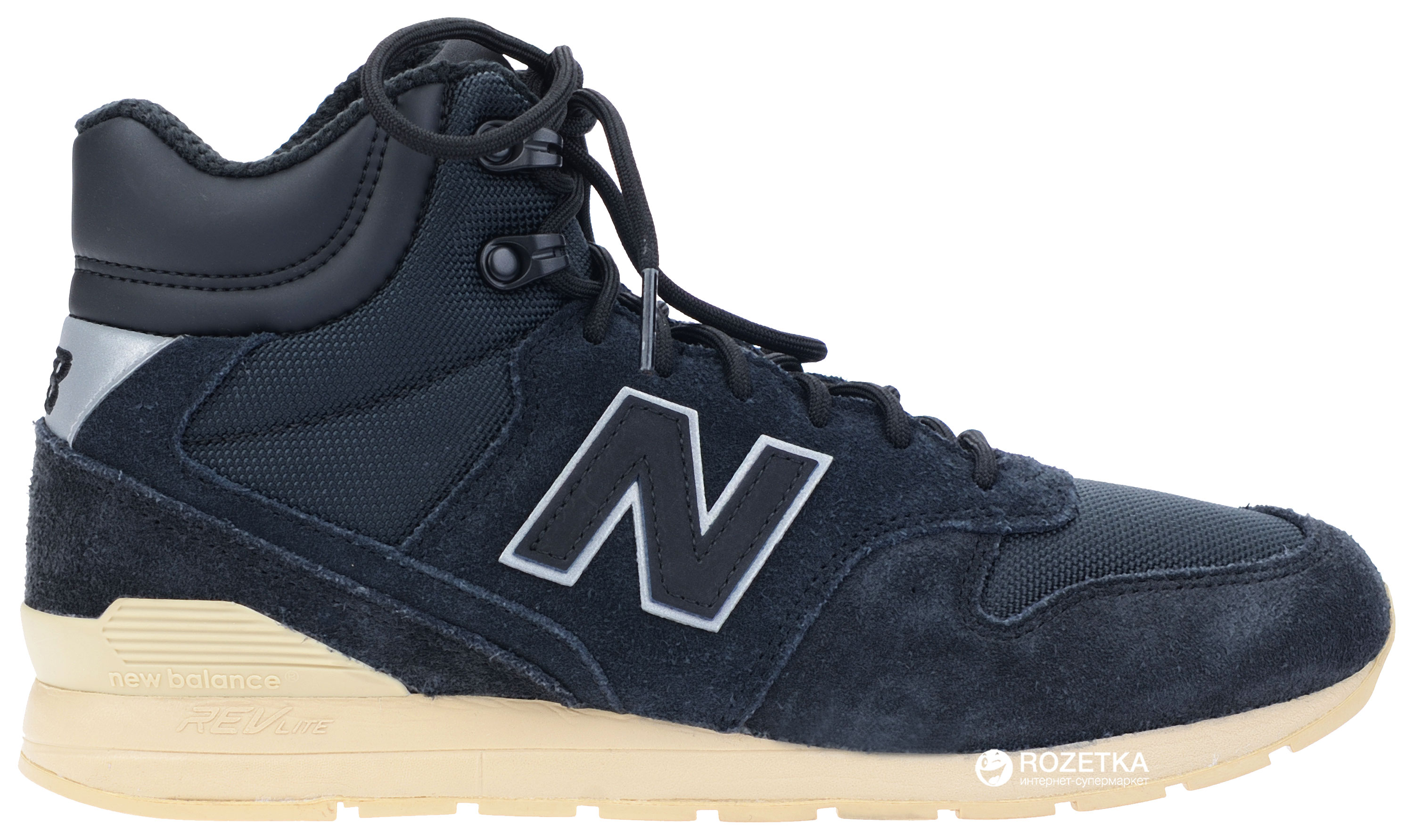 Ботинки New Balance 996 High MRH996BT 39 (7) 25 см (889516211427) 97d65219cde32